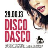 Disco Dasco @ La Rocca 29-06-2013 p1