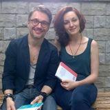 Живые чтения - сезон 1 эпизод 14 - Энди Уорхол и Ван Гог (21.06.2015)
