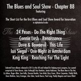 The Blues and Soul Show - Chapter 85, The Shortlist for the Blues and Soul Show Award for Innovation