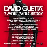 David Guetta - Live @ Paris Bercy (Paris, France) - 07.04.2012