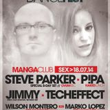 Marko Lopez @ Manga Club, 18.07.2014