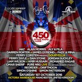Aly Fila Live - Future Sound Of Egypt 450 @ Victoria Warehouse, Manchester UK 01-10-2016