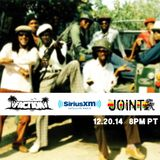 Faction Sound on Sirius XM, The Joint, Dancehall Saturday Night - December 20, 2014