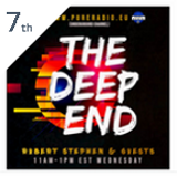 The Deep End Episode 23. September 4th, 2019 - Featuring Deep C.