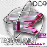 TechnoElement RadioShow Episode 9 By Joakim A. & Tamara T. B2B (04.04.2014)