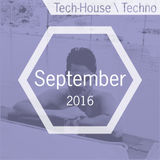 Simonic - September 2016 Tech-House Techno Mix