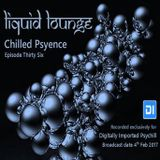 Liquid Lounge - Chilled Psyence (Episode Thirty Six) Digitally Imported Psychill Feburary 2017