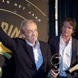 Hoe Lex Harding te horen krijgt dat hij de Marconi Oeuvre Award 2011 ontvangt