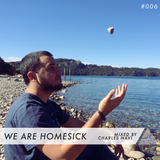 We Are Homesick #006 - Mixed by Charles Navi