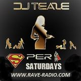 DJ TEAZE .. LIVE .. OLDSKOOL HARDCORE N HOUSE MASHUP ON RAVE-RADIO 16-9-2017