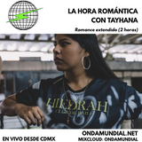 La Hora Romantica con Tayhana (27.11.2017)