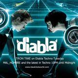 Diabla techno Tuesday 7