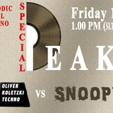 PEAK Lounge presents''OLIVER COLETZKI VS SNOOPY