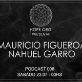 PODCAST - HOPE ORG - MAURICIO FIGUEROA