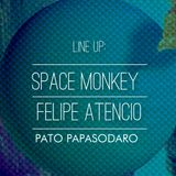 SpaceMonkey @ INTRANCE 8-8-14