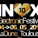 Antoine Clamaran - Live @ Inox Electronic Festival (Toulouse) - 05.05.2012