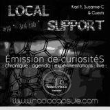 Local Support #10 @ La SemenceRIE avec 3rd LAB 2012 04 25
