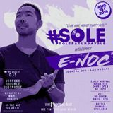 8/01/15 DJ Set from Sole Saturday's (Federal Bar, Long Beach)