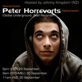 Beat Therapy 012 part 1 - Special guest mix by Peter Horrevorts