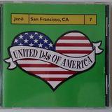United Dj´s of America 7 - San Francisco, CA - Jenö 1996
