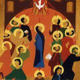 Oblique/penché : Pentecôte ( Chasseurs2sons-RadioCanut )