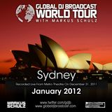 Global DJ Broadcast Jan 05 2012 - World Tour: Sydney, Australia