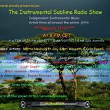 Instrumental Sublime Radio Show March 11th 2015