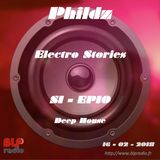Electro Stories S1-EP10-20180216 (Deep House)