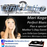 Caribe Latino with Mari Koga and Felix Leo Campos