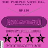 The Disco Class Turn-On Show.RP.120 Present By Dj Archiebold [17 - Records Defining The Turn On]