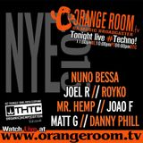 2015 Happy New Year Orange Room tv Porto _Portugal