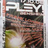 Sofamusik @ Pley 2008 Bensheim (Warm Up Set)