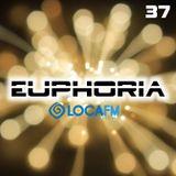 EUPHORIA ep.37 04-03-2015 (Loca FM Salamanca) DJ Correcaminos