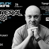 Yreane & Tom Clyde @ TechFunk Sessions (26 oct 2013)