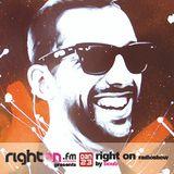 Right On Radio Show #386