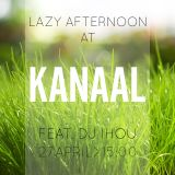 iHOU - Lazy Afternoon at KANAAL 27Apr2013 Part 4