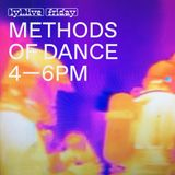 Methods Of Dance (29.12.17)  w/ Jamie Paton