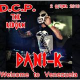 D.C.P The Reborn Octuber 2-16 HFU DIGITAL