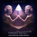 Jacey △ neonTwist 28 - Black Swan Addiction
