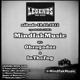 Obragadoz - MindfakMusic Promo Mix - 14.01.2012