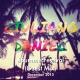 Giuliano Daniel - #SummerFestival Guest Mix