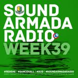 Sound Armada Reggae Dancehall Radio Show Week 39 - 2016