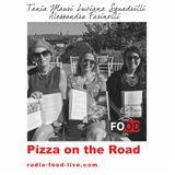 """PIZZA ON THE ROAD - 12.11.2018 - LA """"SCUOLA VENETA"""" DELLA PIZZA E L'HAMBURGER PORTATO SULLA PIZZA"""