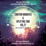 C.V.D. pres. Emotion Moments & Uplifting Time Vol.27 (Adriano Milano in the Mix)