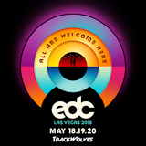 Borgeous - Live @ EDC Las Vegas 2018 - 20.05.2018