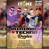 2017.10.14. - Stone 6th Club, Esztergom - Saturday
