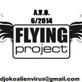Flying Project podcast-JUNE 2014- Alien Virus Oko