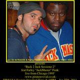 "DJ M-TRAXXX No Rulez Radio Show ""Back 2 Jack Sessionz 2"" feat Farley ""JackMaster"" Funk - 1-27-2011'"