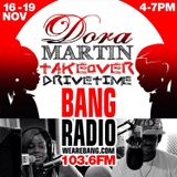 #TheDoraMartinTakeover with @weareDoraMartin - Interview & LIVE Performance with @Stooshe 18.11.2015