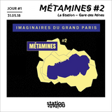 Métamines#2, Station Gare des Mines : Intervention de Michel Lussault